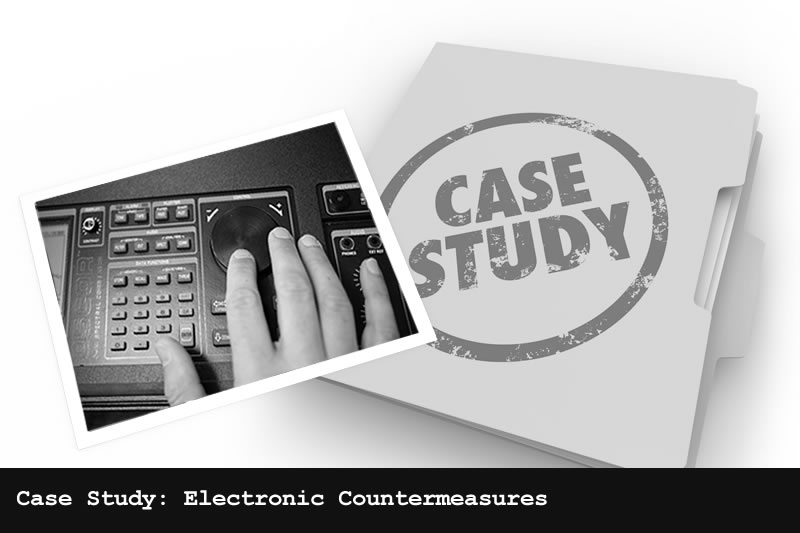 Case Study: Electronic Countermeasures