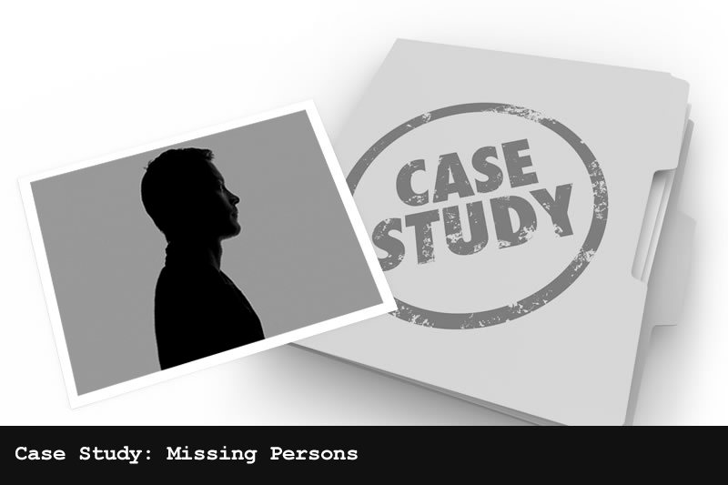 Case Study: Missing Persons - Professional
