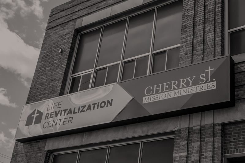 Cherry Street's Life Revitalization Center