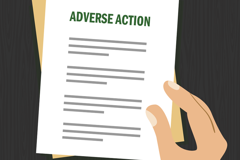 Adverse Action Process