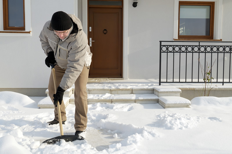 Wintertime Workers' Comp Fraud